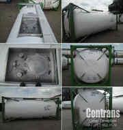 Танк-контейнеры б у цены Санкт-Петербург