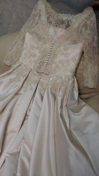 Свадебное,  выпускное платье! Красивое,  удобное,  отличное состояние