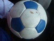 Мяч с автографами Зенит 1976