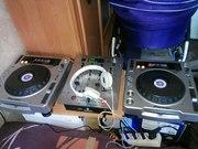 Комплект Dj оборудования Pioneer CDJ800 MK2