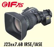 Продам объектив Canon J22ex7.6B4 IASE SX12 2/3