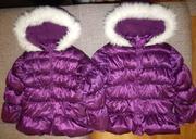 Продам куртки Gymboree,  зима. Р. 5-6 лет. 1200 руб. за шт.