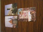 3 почтовые открытки с маркой г. Таллинн,  1987г
