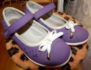 Продам туфли АНТИЛОПА. Р. 30 (19, 5 см). Натуральная кожа. 600 руб