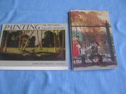 2 комплекта открыток третьяковская Галерея и Русский музей.