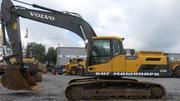 Гусеничный экскаватор Volvo EC250DL