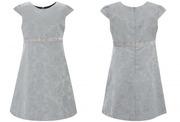 Продам 2 нарядных платья Oodji на 7 лет (122 см). 400 руб. за шт.