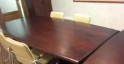 Конференц-стол с лакированным покрытием