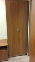 Шкаф гардеробный закрытый