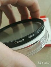 поляризационный фильтр (PL) Canon 82mm CPL