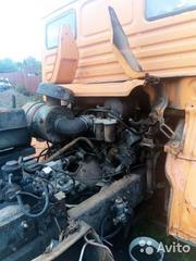 Двигатель. КАМАЗ 740