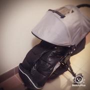 Baby jogger city micro gray-black