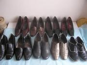 обувь 38 размера. 13 пар.