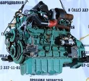 Двигатель Volvo D7D