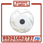 Колпаки колёсные 19.5 передние пластик белые в Москве