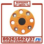 Колпаки колёсные 17.5 19.5 ступичный на 8 шпилек Оранжевые в Москве