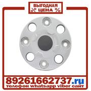 Колпаки колёсные 17.5 19.5 ступичный на 8 шпилек Серые в Москве