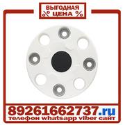 Колпаки колёсные 17.5 19.5 ступичный на 8 шпилек Белые в Москве