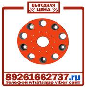 Колпаки колёсные 22.5 ступичные пластик оранжевые в Москве.
