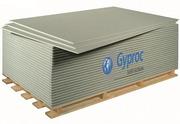 Гипсокартонные гипсовые листы GYPROC (ГИПРОК)