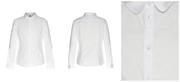 Продам белые блузки Остин с отложным воротничком для девочек