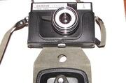 Фотоаппарат Смена Символ,  исправный,  в отличном состоянии,  в кожаном ч