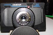 Фотоаппарат Смена 35,  исправный,  новый,  в коробке
