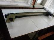 Усилитель заднего  бампера Skoda Octavia А5 (1Z)
