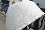 Свадебное платье б/у,  шилось на заказ,  единственное в своем роде