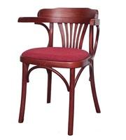 Венские деревянные стулья и кресла для ресторана.