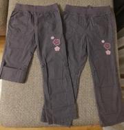 Продам брюки Outventure. Р. 116 см. 100 % хлопок. Летние. 300 руб