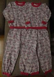 Продам теплые пижамы Союзтрикотаж (Сделано в СПб). Состав 100 % хлопок