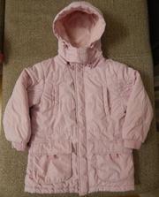 Продам куртку утепленную Модис. Демисезон. Капюшон на молнии
