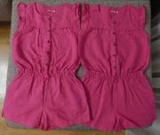 Продам комбинезоны для девочек Футурино с карманами. Р. 122 см