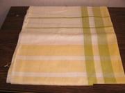 Скатерти льняные для обед. стола и кух.полотенца