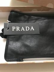 Новые женские лайковые перчатки Prada