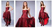 Роскошное Корсетное Платье - ФЕЕРИЧНЫЙ ОБРАЗ НА НОВЫЙ ГОД
