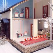 Индукционный электрический котел для частного дома