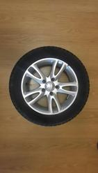Комплект колес на шкоду фабия оригинальные диски