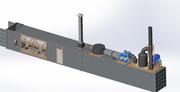 Инсинератор обезвреживания нефтезагрязненных грунтов