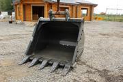 Ковш скальный для Volvo 460/480 2.2 куб м