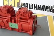 Гидронасос экскаватор Hyundai R220-9S