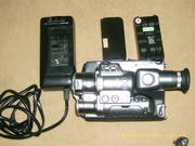 Видеокамера SHARP VL-MX7S-GY  2а обьектива. Pip. VIDEO8. STEREO.(б/у)