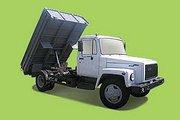 Грузоперевозки ГАЗ 3307 самосвал 4т и Газель тент 1.5т
